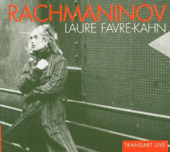Rachmaninov / Laure Favre-Khan