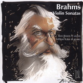 Brahms: Violin Sonatas / Breen, Kaye
