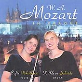 W. A. Mozart in Prague