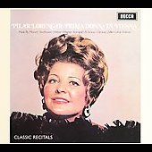 Classic Recitals - Prima Donna in Vienna / Pilar Lorengar