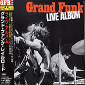 Grand Funk Railroad: Live Album