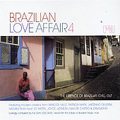 Various Artists: Brazilian Love Affair, Vol. 4