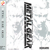 Original Soundtrack: Metal Gear Solid