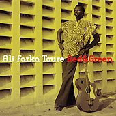Ali Farka Touré: Red & Green