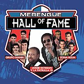 Various Artists: Merengue Hall of Fame