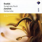 Dvorak: Symphony No.8/Janacek: Sinfonietta