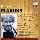 Plakidis: Songs for the Wind and Blood / Sne, Riga Chamber