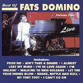 Fats Domino: The Best of Fats Domino Live, Vol. 2