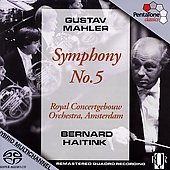 Mahler: Symphony no 5 / Bernard Haitink, et al